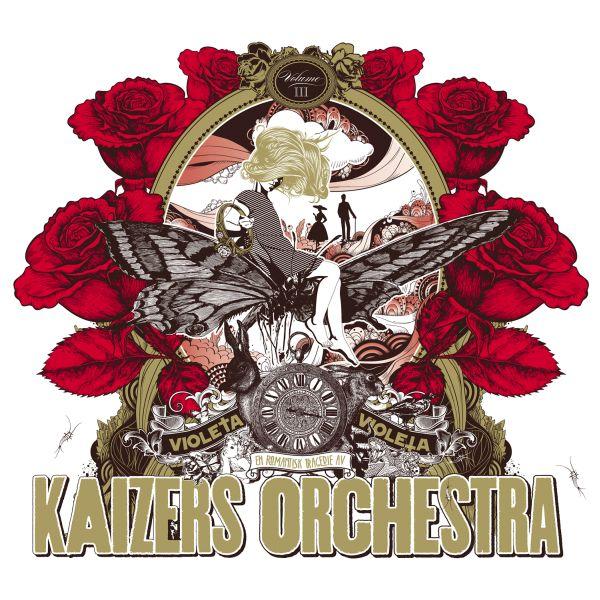 Album - Kaizers Orchestra – Violeta Violeta Vol. 3