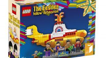 Yellow Submarine als offizielles Lego-Set